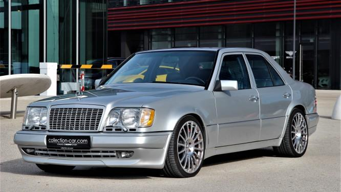 FormaCar: Ultra-rare Mercedes-Benz E 60 AMG (W124) goes up on sale