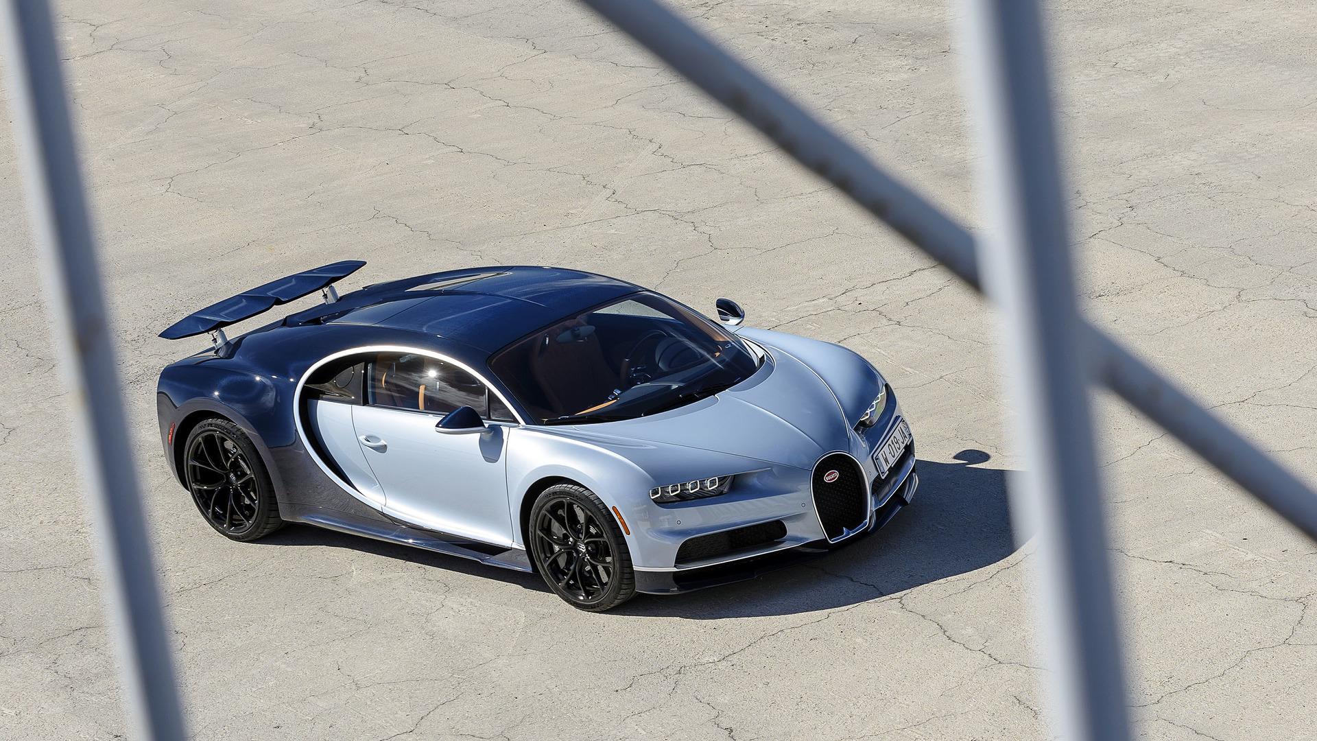 FormaCar: Rumor: All-electric Bugatti SUV coming at last
