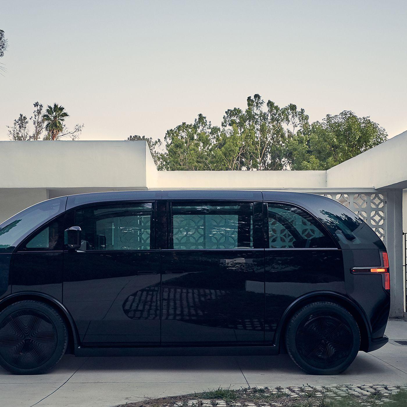 Koenigsegg Jesko Specs: FormaCar: Ex-BMW Team Unveils The Self-driving Canoo Van