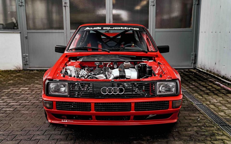 FormaCar: LCE Performance turns Audi Quattro into a bonkers 1,000-HP rally  car